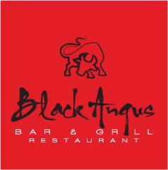 Black Agnus Restaurant Logo