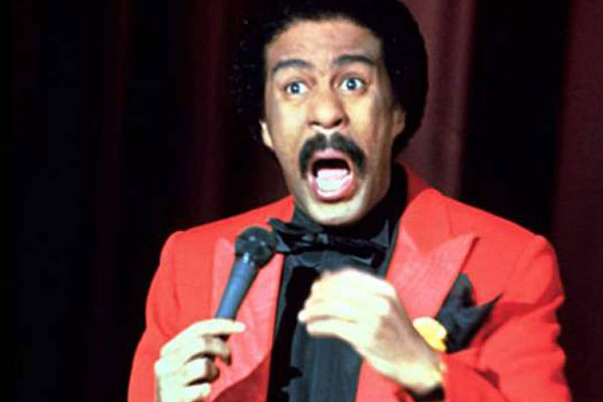 Richard Pryor Sclerosis