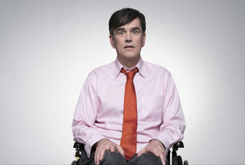 Tim Ferguson Sclerosis